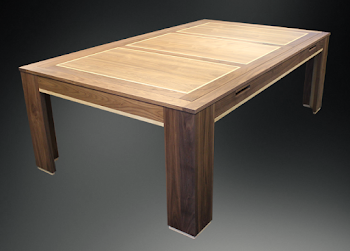 Spartan Dining Table Concept