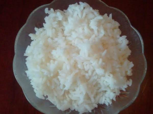 White Steamed Rice! Perfectly Cooked Recipe