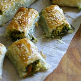 Greek Spinach Roll Recipes