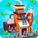 Soda Factory Tycoon - Idle Clicker Game icon