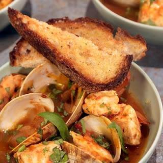 CARLA HALL San Francisco Seafood Stew
