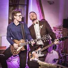 Wedding photographer Michal Malinský (MichalMalinsky). Photo of 21.09.2017