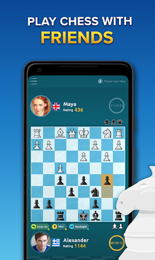 Chess Stars - Best Social Chess androidiapk screenshots 1