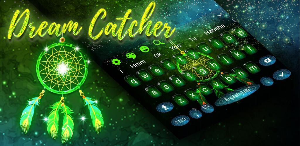 Dream Catcher Stars Keyboard 10001007 Apk Download Keyboardeme