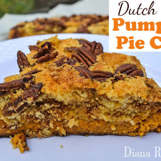 Dutch Oven Pumpkin Pie Dump Cake