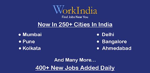 Job Search App - Free Direct HR Contact: WorkIndia - Apps on Google Play