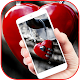 Red Heart Lock Eternal Theme para PC Windows