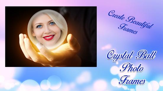 Crystal Ball foto rámečky FX - náhled