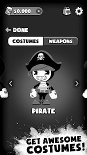 Bendy in Nightmare Run Screenshot