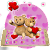 Cute Couple Teddy 3D file APK for Gaming PC/PS3/PS4 Smart TV