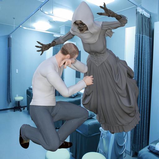 Horror Ghosts Hospital