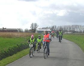 Photo: L'apprentissage du vélo en Belgique