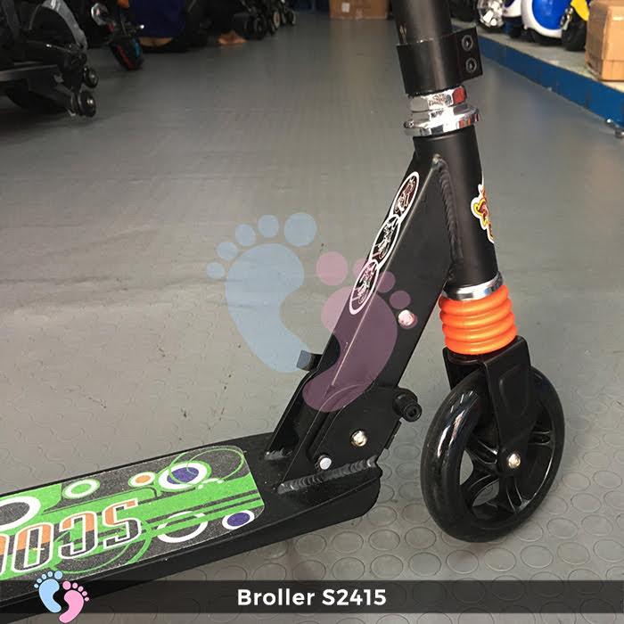 Xe trượt Scooter 2 bánh Broller S2415 4