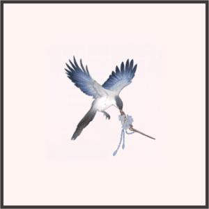 雀のかんざし