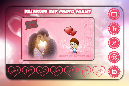 Valentine Day Photo Frame 2018 1.13 screenshots 2