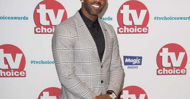 Richard Blackwood insists soaps don't encourage drinking