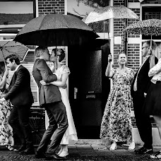 Huwelijksfotograaf Linda Bouritius (bouritius). Foto van 26.10.2017