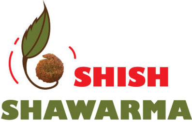 this is the logo for the edmonton restaurant shish shawarma