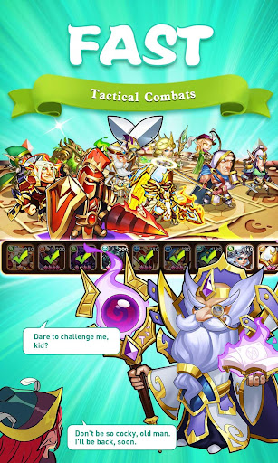 Idle Heroes  screenshots 3