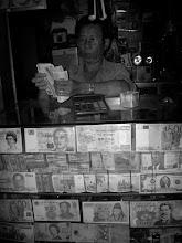 "Photo: "" Great Rates "" - Backstreet money changer -Phnom Penh,Cambodia"