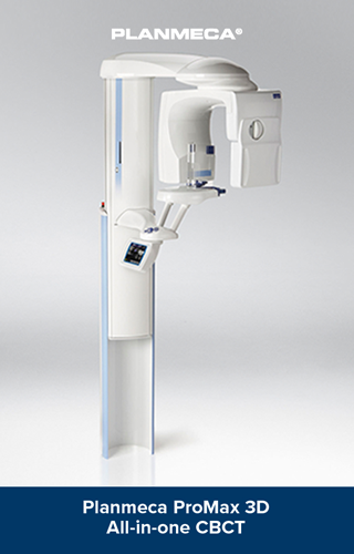 Planmeca ProMax 3D - All-in-one CBCT