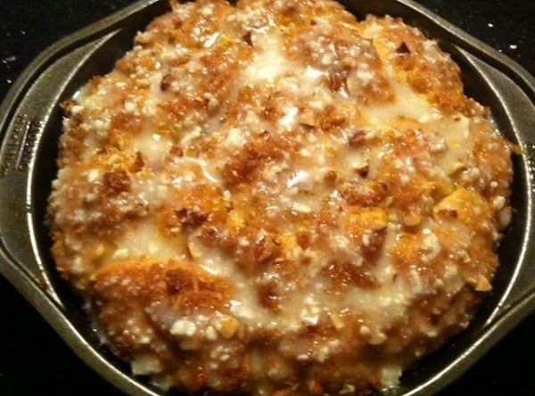 IN A SMALL BOWL COMBINE CONFECTIONERS SUGAR, SOFTENED CREAM CHEESE AND LEMON JUICE STIR...