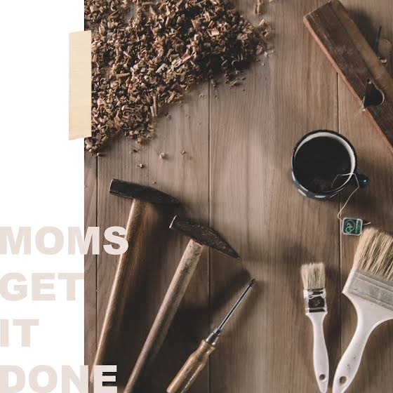 Moms Get It Done - Mother's Day Template