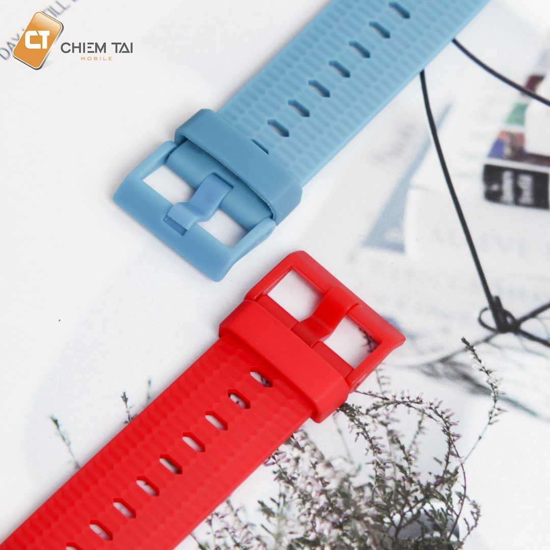 Dây thay thế silicon cho Amazfit Stratos 22mm