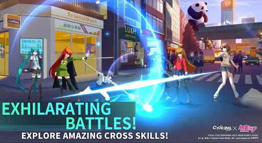 Crossing Void - Global screenshots 4