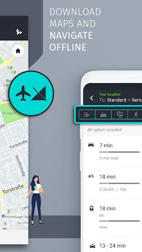 Download APK: HERE WeGo – Offline Maps & GPS v2.0.13452