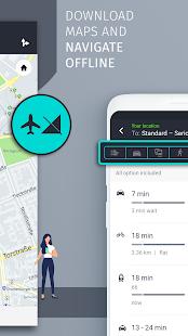 HERE WeGo City Navigation 2.0.13688 Mod APK For Android - 4 - images: Download APK free online downloader | Download24h.Net