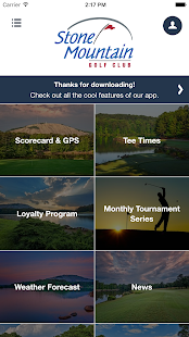 Stone Mountain Golf Club- screenshot thumbnail