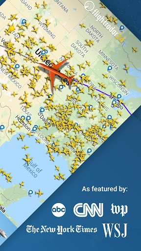 Flightradar24 Flight Tracker 8.9.0 screenshots 2