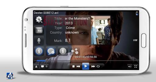 ALLPlayer Video Player 1.0.11 screenshots 15