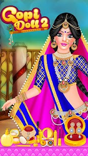 Gopi Doll Fashion Salon 2 – Dress Up Game 6