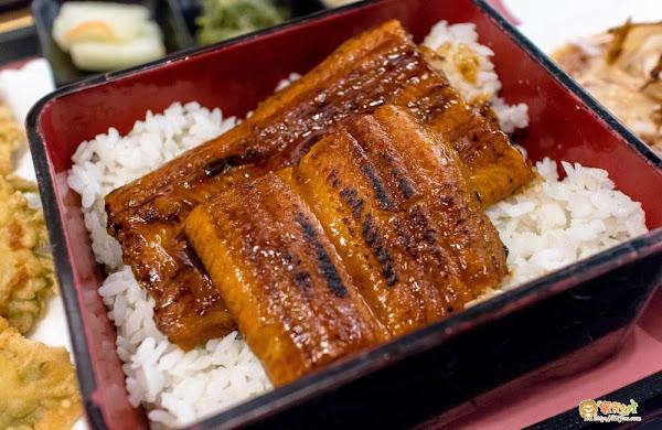 隱藏在河堤社區的日式文青空間竟然有好吃又平價的鰻魚飯鰻魚日記