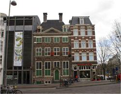 rembrandts hus i amsterdam