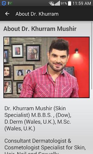 Dr Khurram Tips 3.0 screenshots 2