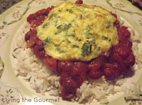 Chili With Eggs Recipe
