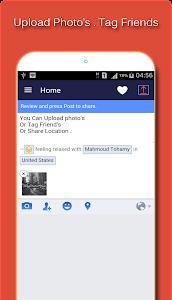 TurboWeb For Facebook screenshot 2