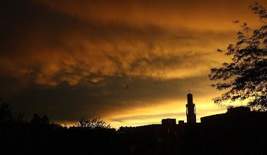 Photo: sunset 10.07.2011