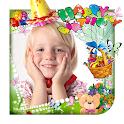 Birthday Photo Frames Kids icon