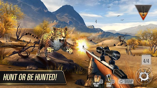 Deer Hunter Classic Mod Apk 3.14.0 [Unlimited Money] 3