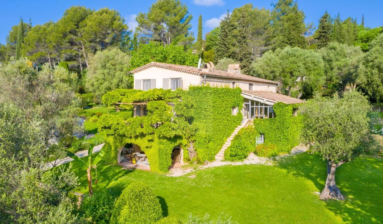 Villa avec piscine et terrasse Roquefort-les-Pins