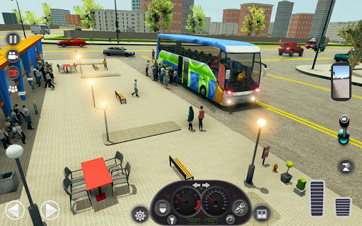 Offroad Bus Simulator 2020:Ultimate Mountain Drive 1.5 screenshots 5