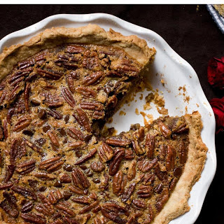 Chocolate-Pecan Race Day Pie