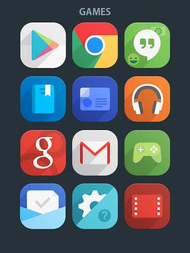 Flui icon pack