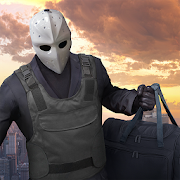 Armed Heist: Ultimate Third Person Shooting Game icon