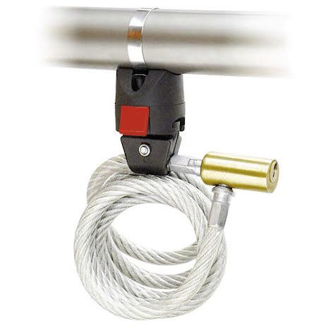KLICKfix Holder for kabellåser, rammemontert