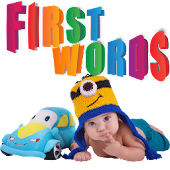 First Words for Kids and Toddlers
